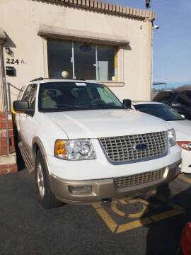 2006 Ford Expedition for sale at Budget Auto Deal and More Services Inc in Worcester MA
