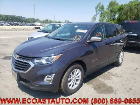 2019 Chevrolet Equinox for sale at East Coast Auto Source Inc. in Bedford VA