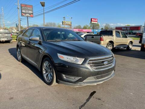 2013 Ford Taurus for sale at Best Choice Auto Sales in Lexington KY