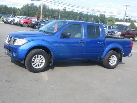 2014 Nissan Frontier for sale at Price Auto Sales 2 in Concord NH