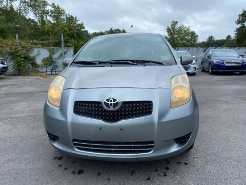 2007 Toyota Yaris for sale at Royal Crest Motors in Haverhill MA