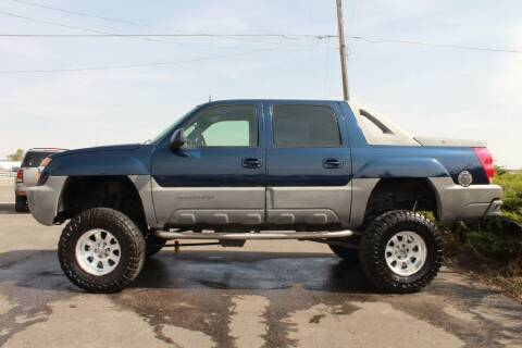 2002 Chevrolet Avalanche for sale at Epic Auto in Idaho Falls ID