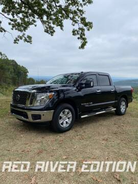 2018 Nissan Titan for sale at RED RIVER DODGE - Red River of Malvern in Malvern AR