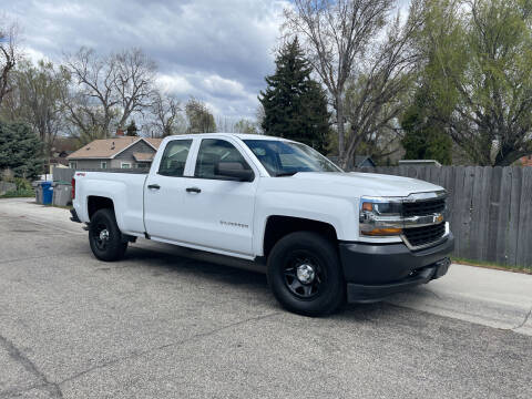 2017 Chevrolet Silverado 1500 for sale at Ace Auto Sales in Boise ID