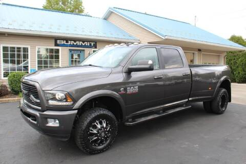 2018 RAM Ram Pickup 3500 for sale at Summit Motorcars in Wooster OH