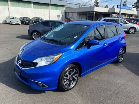 2015 Nissan Versa Note for sale at TacomaAutoLoans.com in Lakewood WA