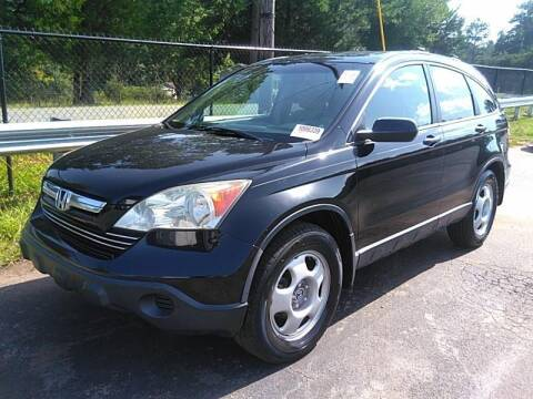 2009 Honda CR-V for sale at E-Motorworks in Roswell GA