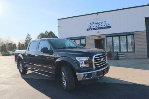 2015 Ford F-150 for sale at Danny's Auto Deals in Grafton WI