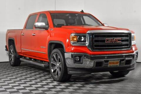 2015 GMC Sierra 1500 for sale at Chevrolet Buick GMC of Puyallup in Puyallup WA
