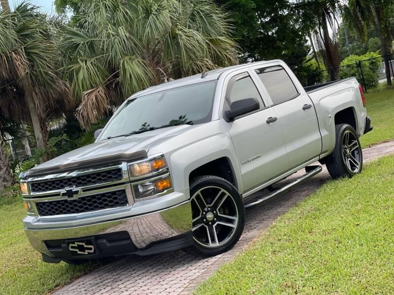 2014 Chevrolet Silverado 1500 for sale at Citywide Auto Group LLC in Pompano Beach FL