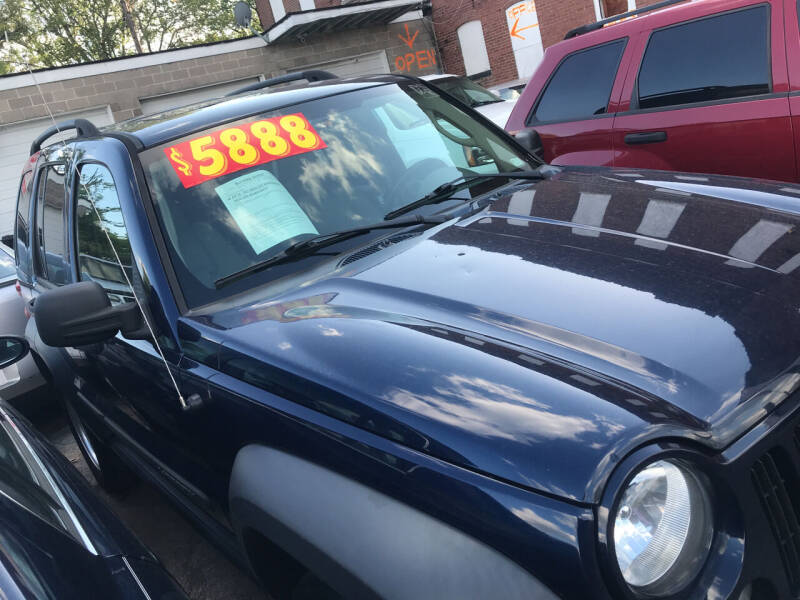2006 Jeep Liberty for sale at STL AutoPlaza in Saint Louis MO