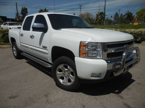 2011 Chevrolet Silverado 1500 for sale at ARAX AUTO SALES in Tujunga CA