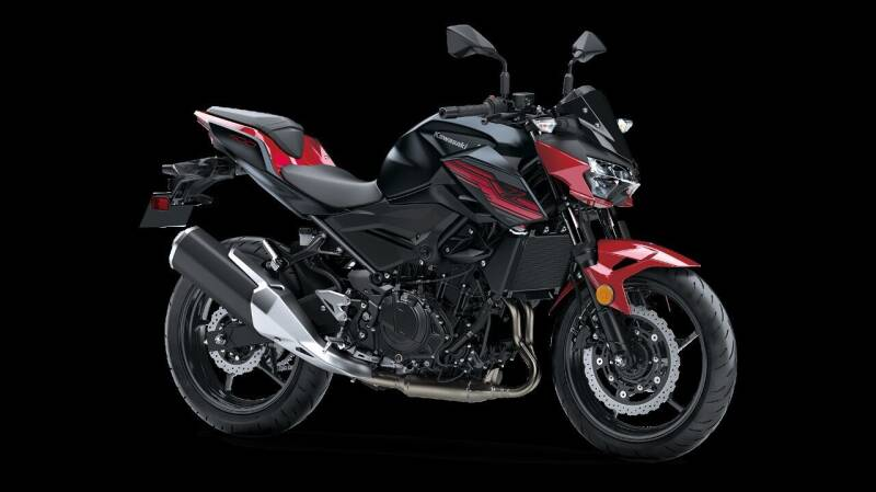 2019 Kawasaki Z400ABS  - Dickinson ND