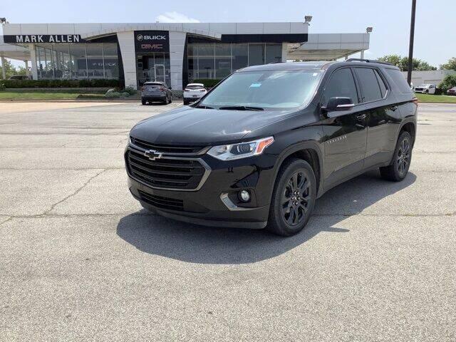 2018 Chevrolet Traverse for sale in Tulsa, OK