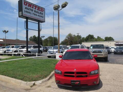 2007 Dodge Charger for sale at United Auto Sales in Oklahoma City OK
