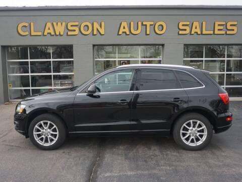 2010 Audi Q5 for sale at Clawson Auto Sales in Clawson MI