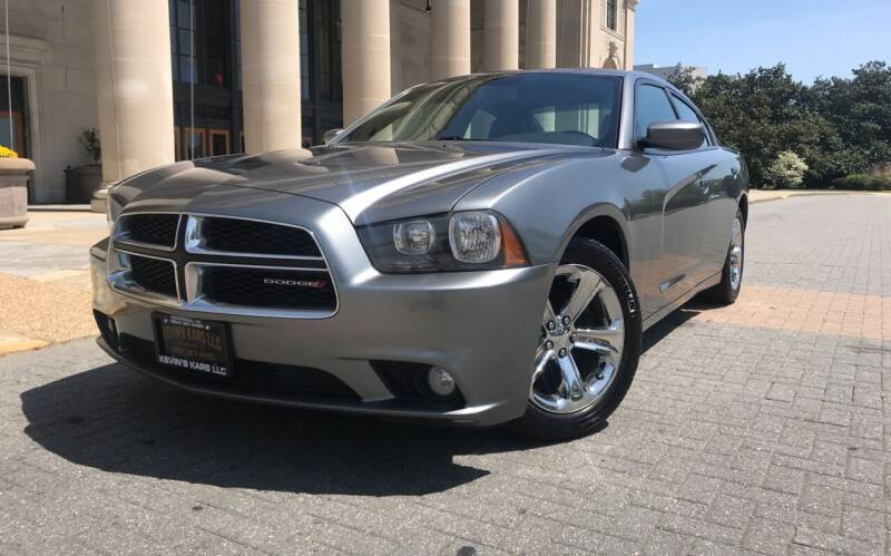 2012 Dodge Charger for sale at Kevin's Kars LLC in Richmond VA