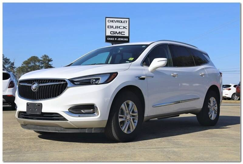 2020 Buick Enclave for sale at STRICKLAND AUTO GROUP INC in Ahoskie NC