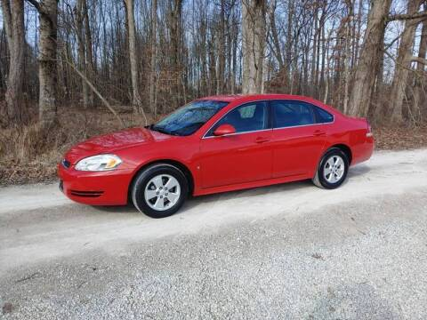 2010 Chevrolet Impala for sale at Doyle's Auto Sales and Service in North Vernon IN