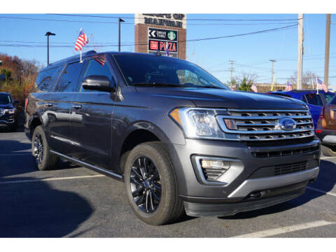 2019 Ford Expedition MAX for sale at Classified pre-owned cars of New Jersey in Mahwah NJ