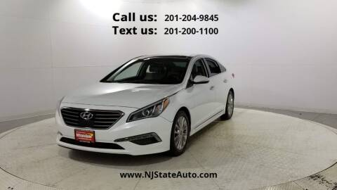 2015 Hyundai Sonata for sale at NJ State Auto Used Cars in Jersey City NJ