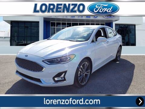 2020 Ford Fusion for sale at Lorenzo Ford in Homestead FL