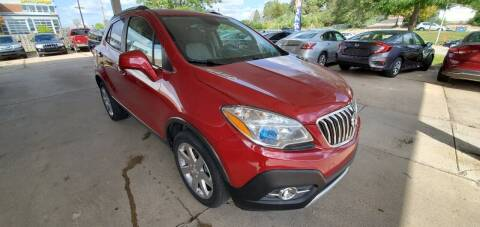 2013 Buick Encore for sale at Divine Auto Sales LLC in Omaha NE