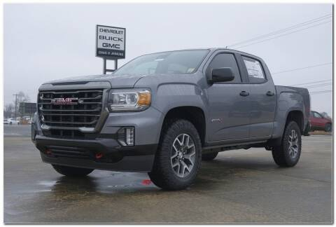 2021 GMC Canyon for sale at STRICKLAND AUTO GROUP INC in Ahoskie NC