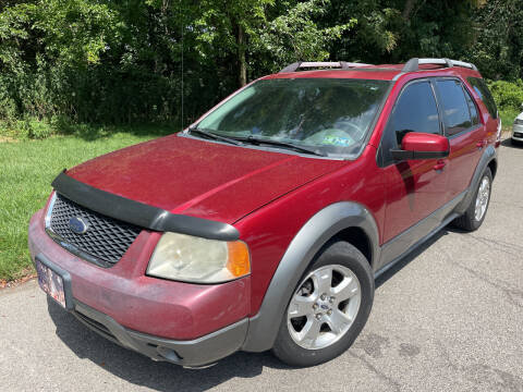 2006 Ford Freestyle for sale at Trocci's Auto Sales in West Pittsburg PA
