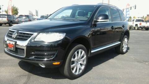 2010 Volkswagen Touareg for sale at Motor City Idaho in Pocatello ID