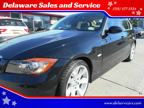 2006 BMW 3 Series for sale at Delaware Sales and Service in Albany NY