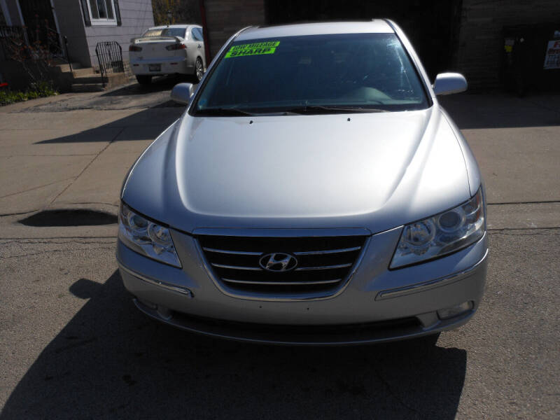 2009 Hyundai Sonata for sale at Grand River Auto Sales in River Grove IL