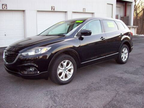 2013 Mazda CX-9 for sale at Clift Auto Sales in Annville PA