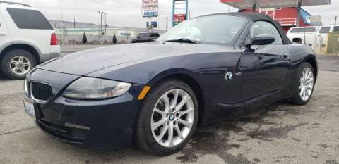 2006 BMW Z4 for sale at Global Elite Motors LLC in Wenatchee WA