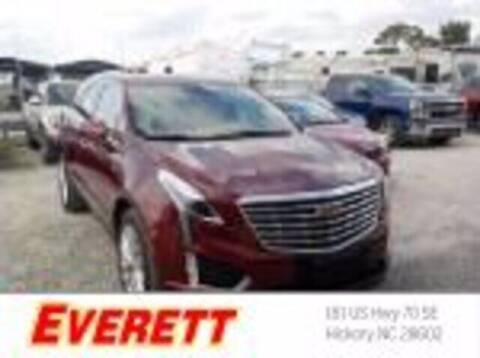 2018 Cadillac XT5 for sale at Everett Chevrolet Buick GMC in Hickory NC