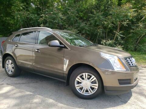 2014 Cadillac SRX for sale at McAdenville Motors in Gastonia NC