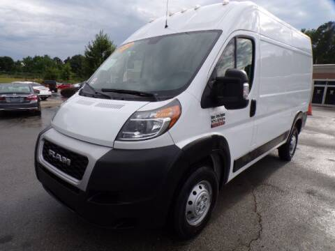 2020 RAM ProMaster Cargo for sale at Adams Auto Group Inc. in Charlotte NC