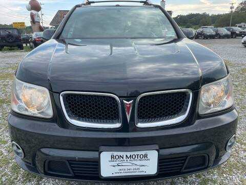 2008 Pontiac Torrent for sale at Ron Motor Inc. in Wantage NJ
