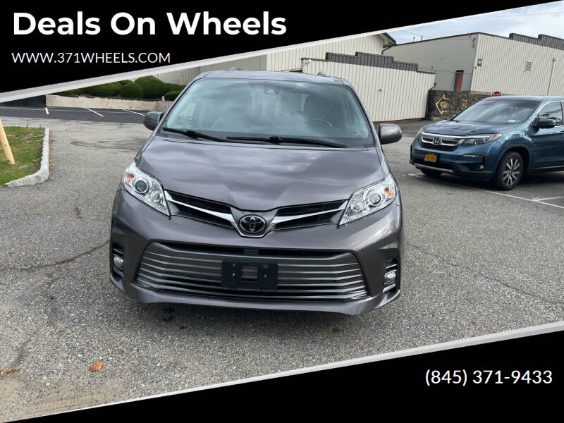 2018 Toyota Sienna for sale at Deals on Wheels in Suffern NY