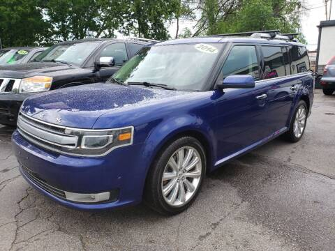 2014 Ford Flex for sale at Real Deal Auto Sales in Manchester NH