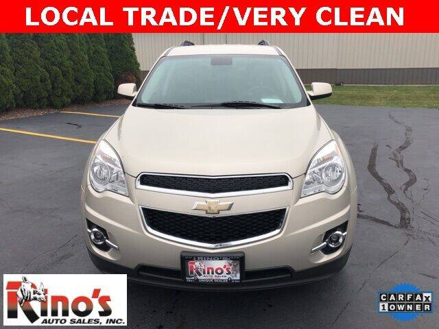2014 Chevrolet Equinox for sale at Rino's Auto Sales in Celina OH