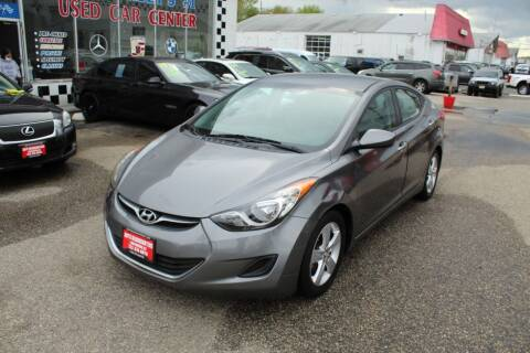 2013 Hyundai Elantra for sale at Auto Headquarters in Lakewood NJ