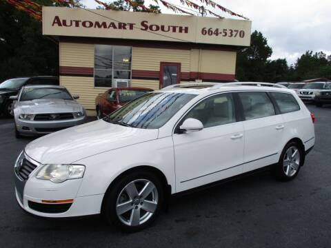 2009 Volkswagen Passat for sale at Automart South in Alabaster AL