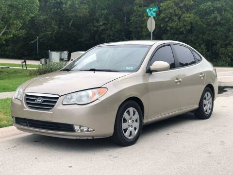 2009 Hyundai Elantra for sale at L G AUTO SALES in Boynton Beach FL