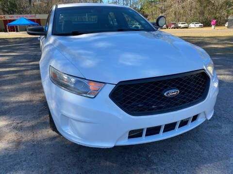 2013 Ford Taurus for sale at Carlyle Kelly in Jacksonville FL