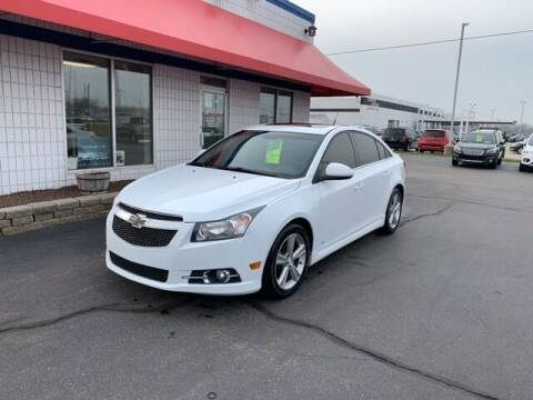 2012 Chevrolet Cruze for sale at BORGMAN OF HOLLAND LLC in Holland MI