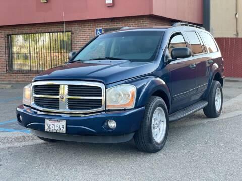2004 Dodge Durango for sale at California Auto Deals in Sacramento CA