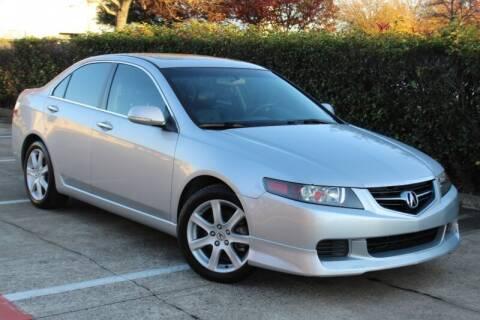 2004 Acura TSX for sale at DFW Universal Auto in Dallas TX