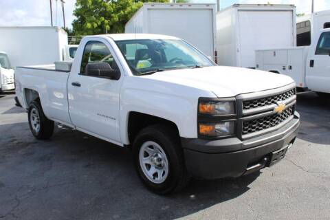 2014 Chevrolet Silverado 1500 for sale at Truck and Van Outlet - Hollywood Inventory in Hollywood FL