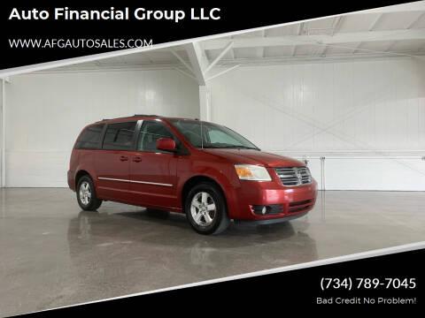 2008 Dodge Grand Caravan for sale at Auto Financial Group LLC in Flat Rock MI